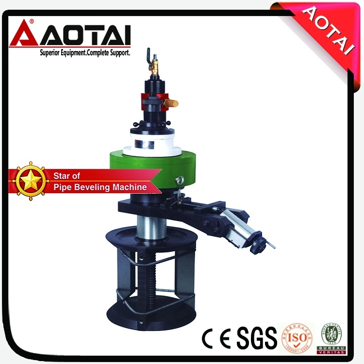 Portable Pneumatic Pipe Cold Beveling Machine (TCM-630-II)