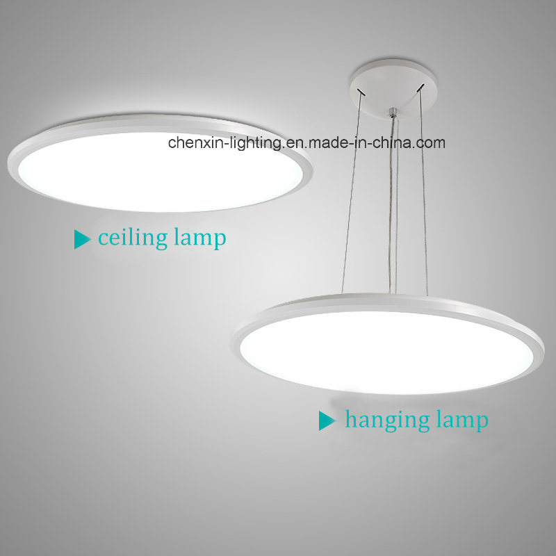 Modern Large Decorated Round Hanging Lamp/Ceiling Light