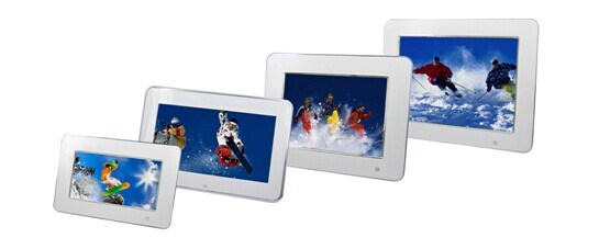 M8 Seires Slim Multi-Function Digital Photo Frame 9.7inch P97m8