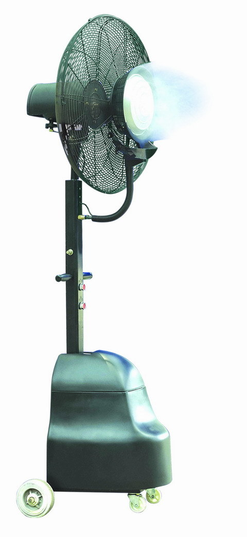 Industrial Outdoor Mist Fan/ Water Fan/Ce/RoHS/SAA/100% Copper Motor