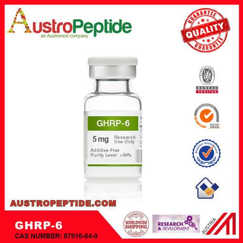 Ghrp-6 (GHRP6) China Cheap High Quality 99% Best Quality