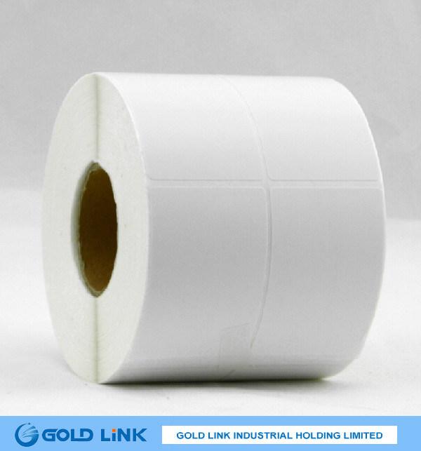 Self Adhesive Art Paper Sticker Label Economic Level