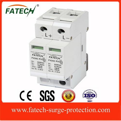 Type 2 40kA 500VDC Surge Protective Device