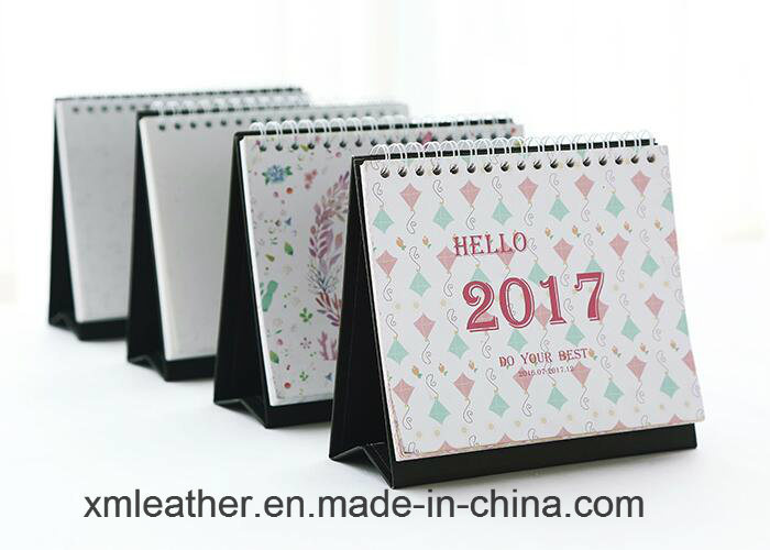 2017 Yearly/Monthly Calendar for Decoration
