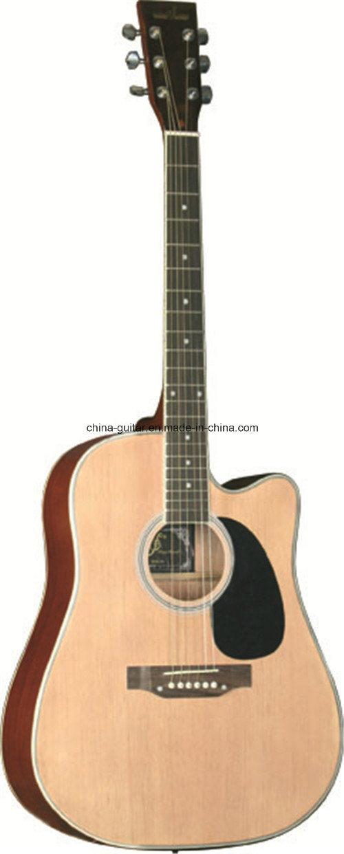 41′′ Hot Sale Sapele Acoustic Guitar