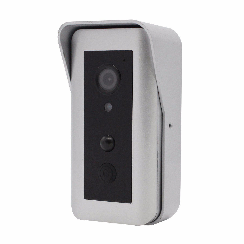 Outdoor Waterproof Wireless WiFi IP Video Door Phone