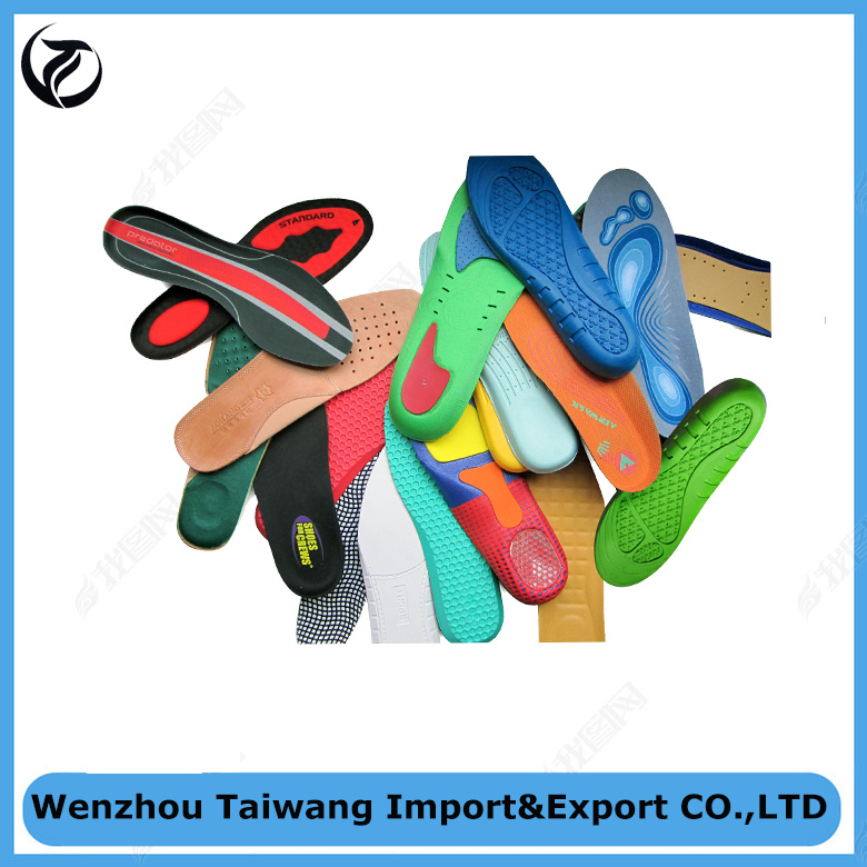 High Quality EVA/PU/Foam Insole for Men&Prime′s Shoes