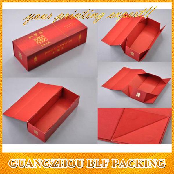 Folding Cardboard Cigarette Gift Box