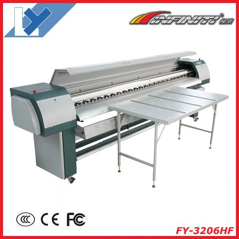 PS Board, KT Board Flatbed Printer (FY-3206HF)