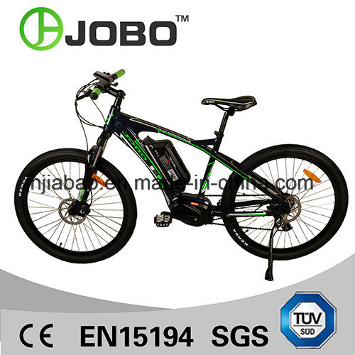 China Mountain Bicycle Electric Bike With Crank Motor China