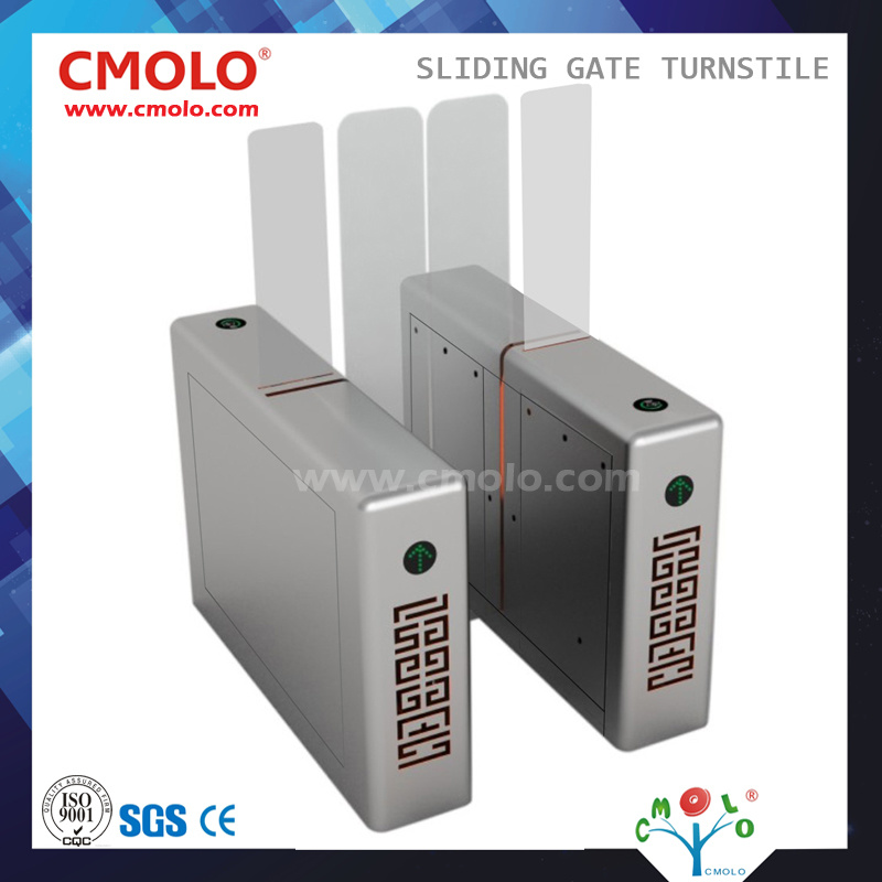 Optical Glass Wing Turnstile (CPW-331EGS)