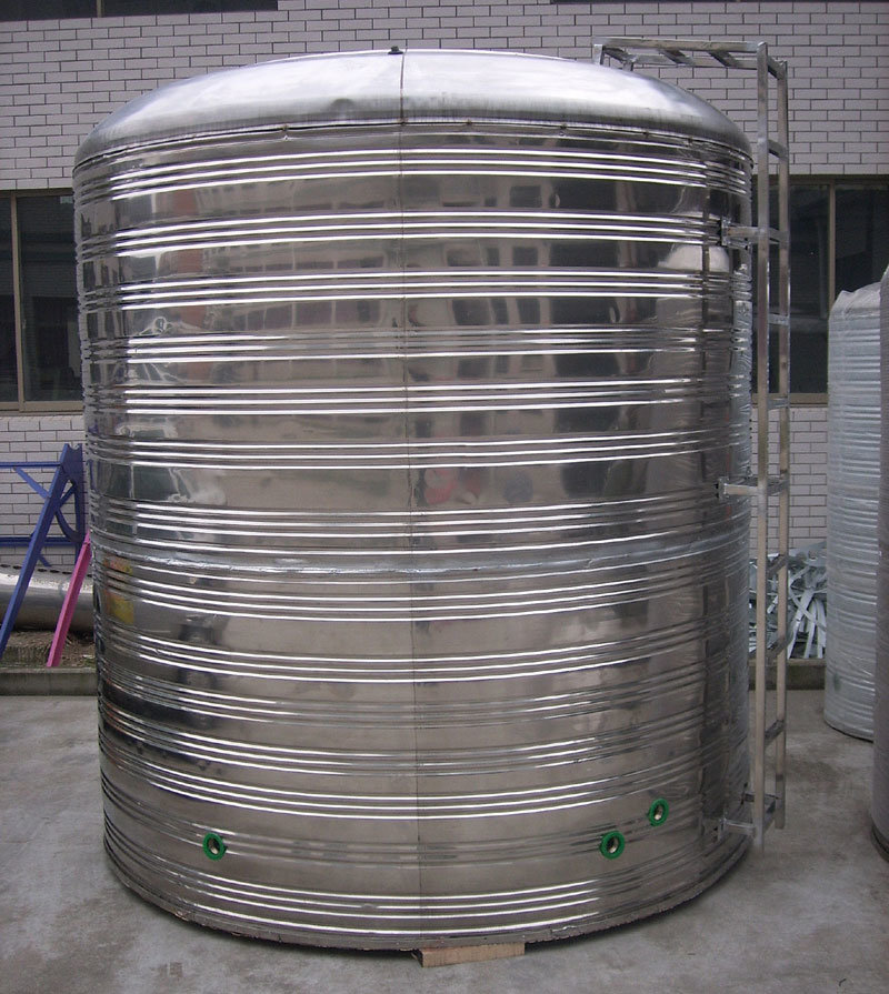 Water Tank Insulation : Water storage tank non pressurized hot