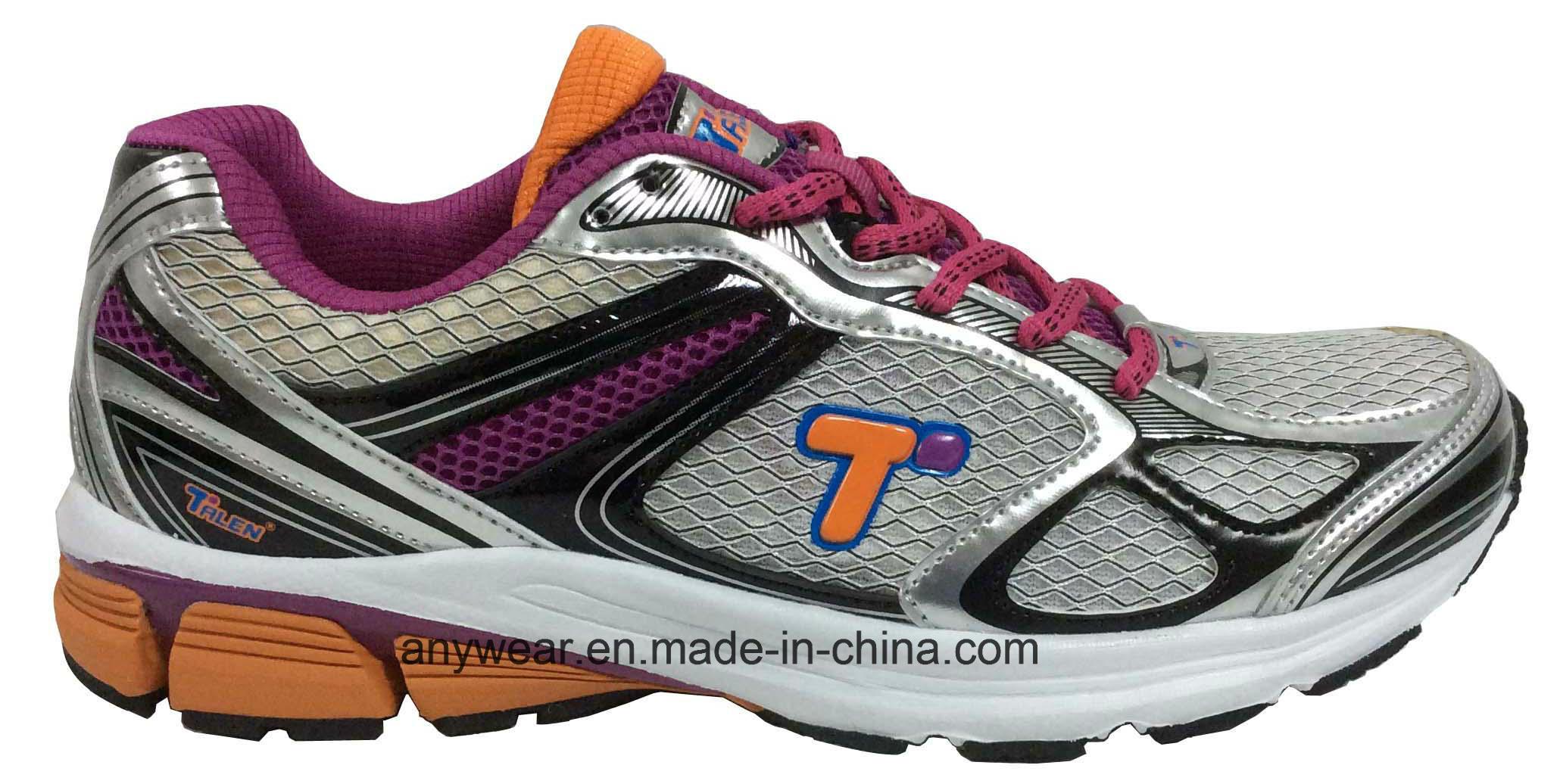 Athletic Men Footwear Gym Sports Shoes (815-3108)