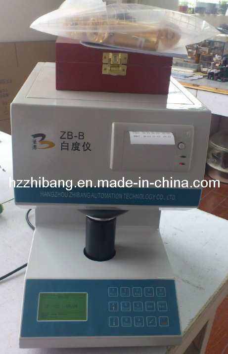 High Quality Brightness Whiteness Testing Machine