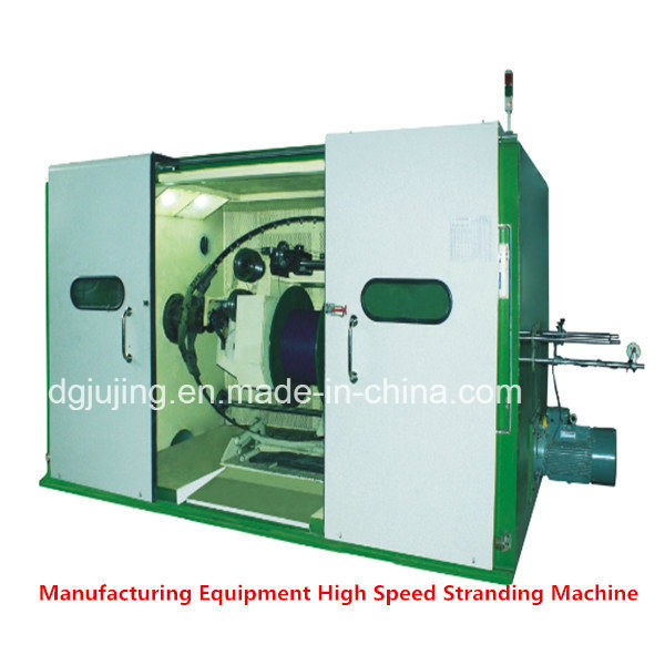 800p High Speed Cable Stranding Twisting Machine Cable Making Machine