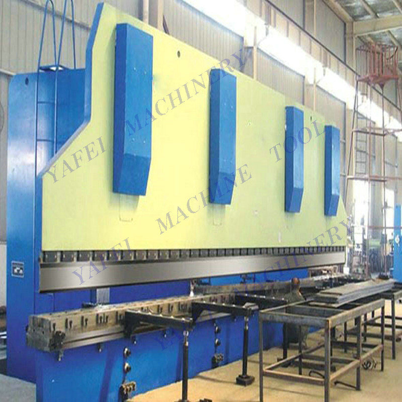 2-Wc67k Hydraulic Metal Bending Machine