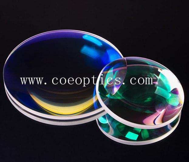 UV Fused Silica Lens
