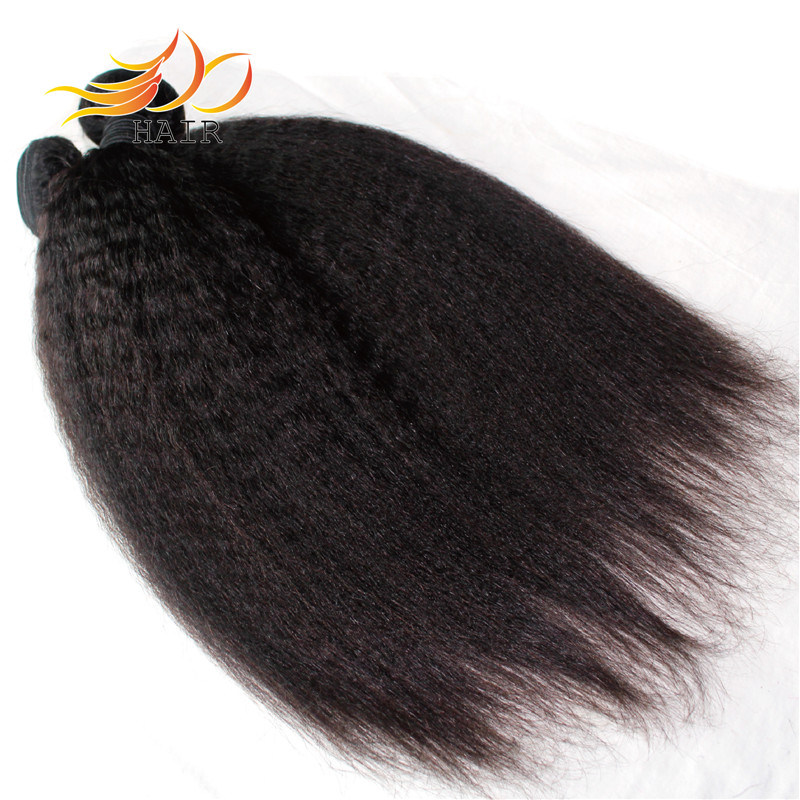 Brazilian Virgin Hair Weave 100% Remy Human Hair Extension