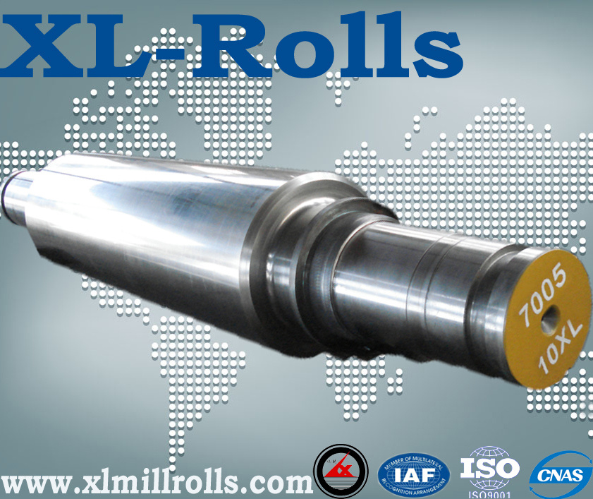 High Alloyed Cr3~Cr5 Steel Back-up Roll Metallurgy Machinery