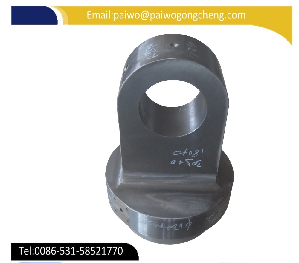 OEM Forged Customized Precision 45# Hydraulic Parts with Galvanized