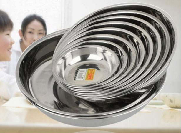 Cheap Price 201stainless Steel Plate for Tableware