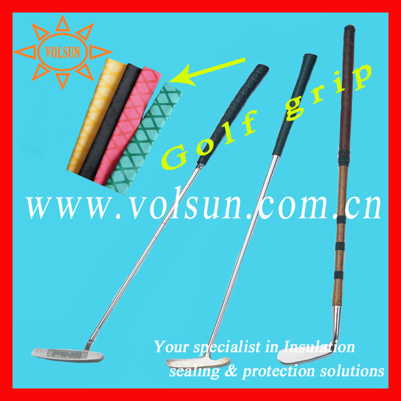 2: 1 Non-Slip Textured Heat Shrinkable Tubing for Golf Handle