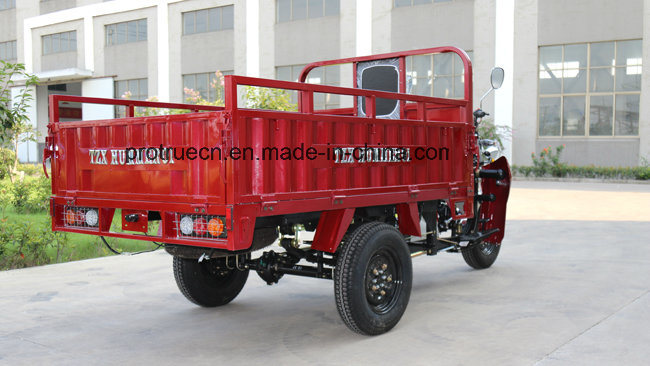 One Ton Loading Cargo Tricycle with EEC