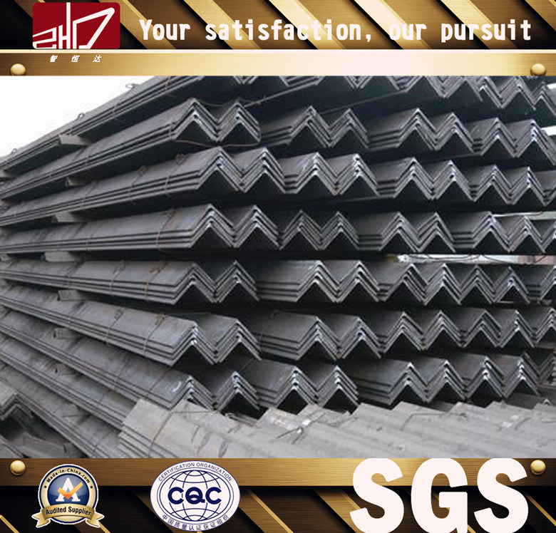 GB Hot Rolled Equal Angle Steel