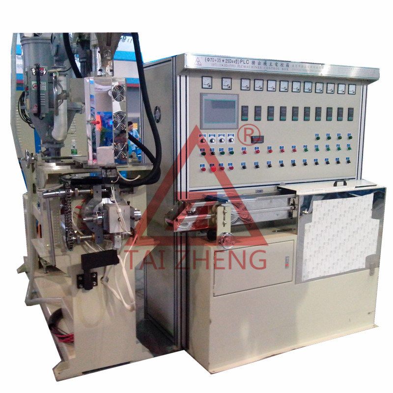 Halogen Free Cable Extruder Machine
