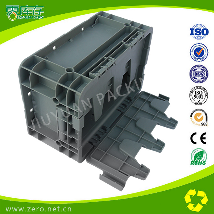 Moulding Process Type and Plastic Material Plastic Crate for Auto Parts