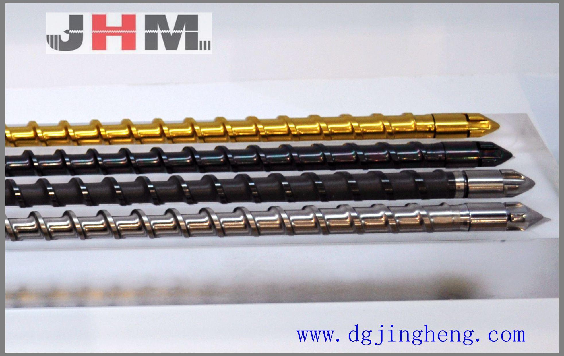 Injection Screw EPS5000 Barrel (Full-hardened Steel screw)