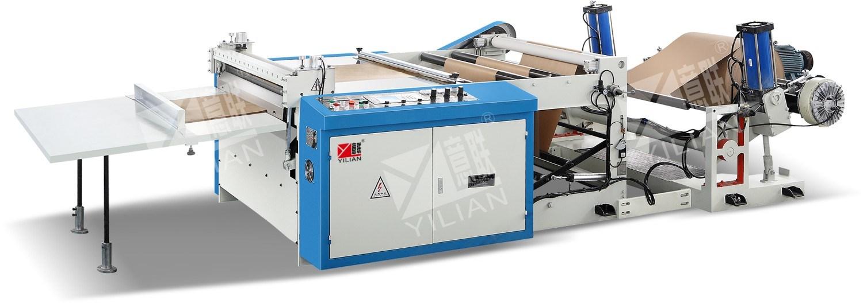 Transverse Cutting Machine (DFJ600-1600) , Paper Sheet Cutter, Cross Cutting Machine