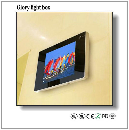 Wall Hanging 42′′ Advertising Touch LCD Network Monitor
