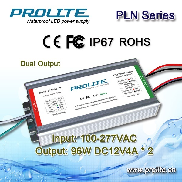 LED Power Supply Pln-96W