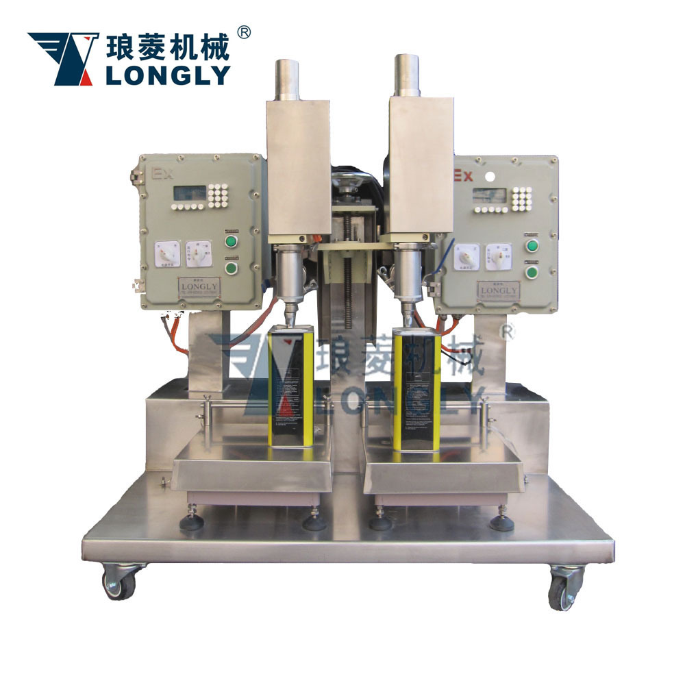 DCS-30H2 Weighing Type Liquid Filling Machine
