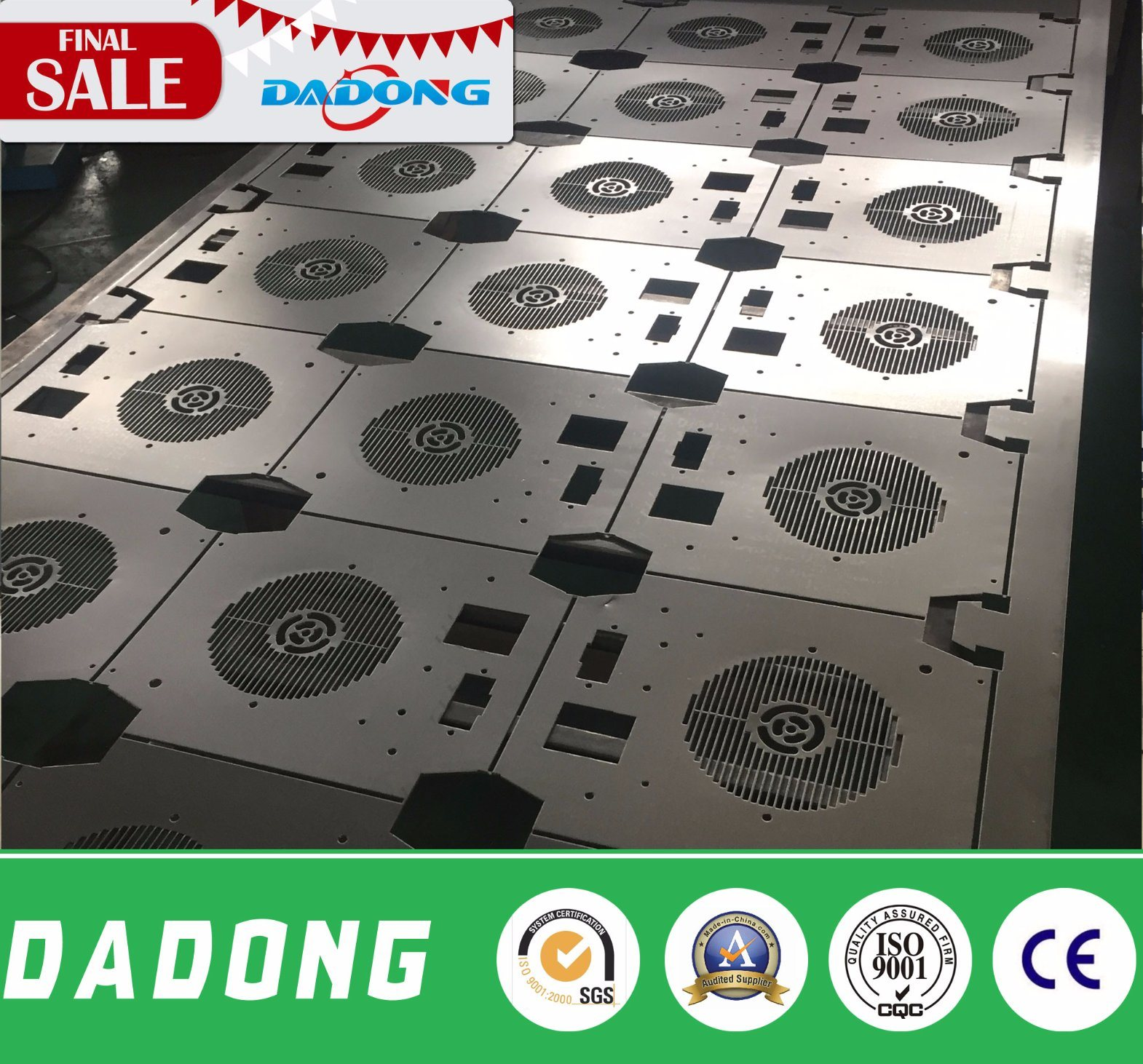CNC Punching Machine for Punch Holes