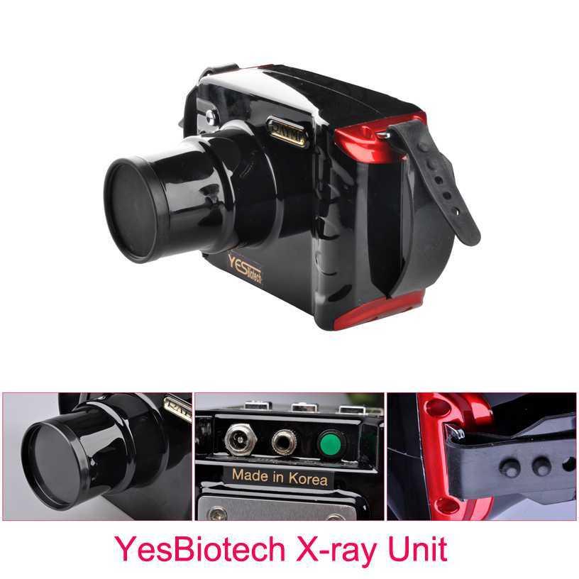 Original Korean Imports Teeth Imaging Machine Dental Wireless Portable X-ray