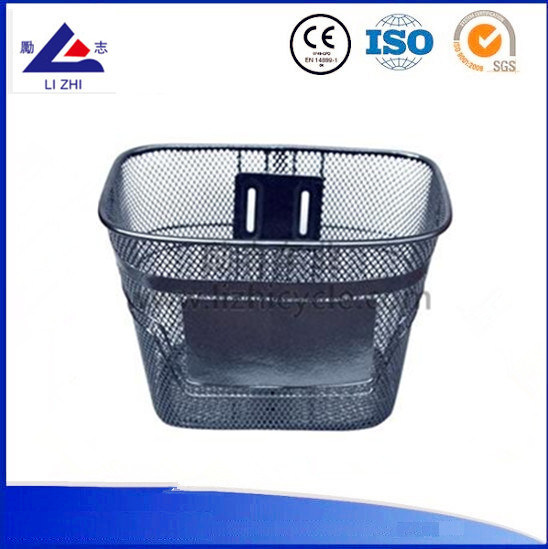 Front Steel Basket for Bicycle with High Quality