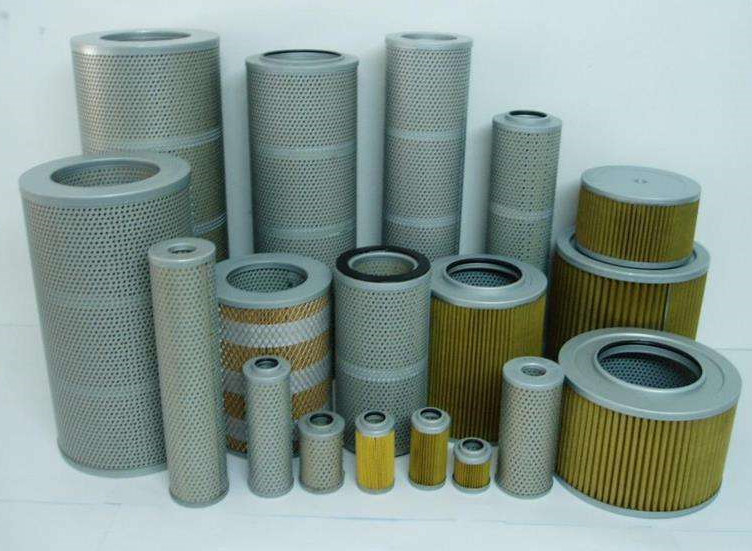 High Precision Water/Air/Oil Filter Cartridge
