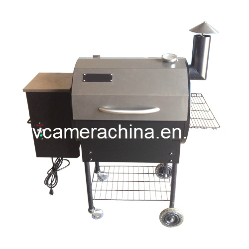 Hot Selling Wood Pellet Charcoal BBQ Grill (SHJ-BBQ001)