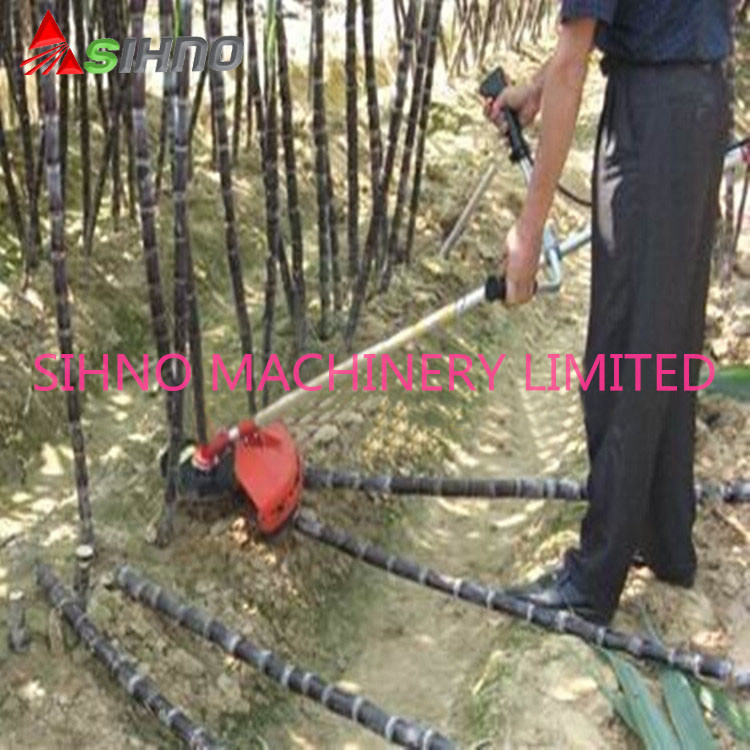 The Factory Price Small Multi-Purpose Lawn Sugarcane Harvester for Farming Machine