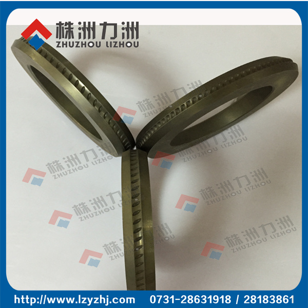 High Performance Tungsten Carbide Roll Rings for Cold Wire