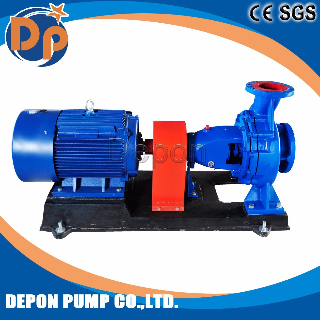 Duplex Stainless Steel Corrosive Liquid Water Pump