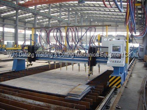 CNC/Plasma Straight Cutting Machine
