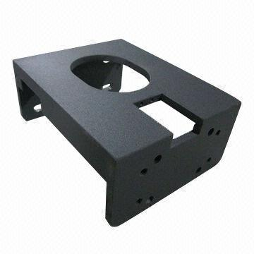 Precision Sheet Metal Parts, Powder Coating