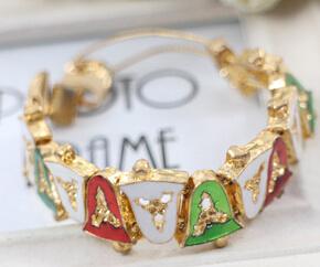 Christmas Jewelry/Christmas Bracelet/Christmas Bell (XBL13139)