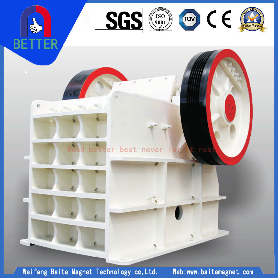 Germany Jaw Crusher|Stone Crushing Equipment for Sand and Stone Production Line