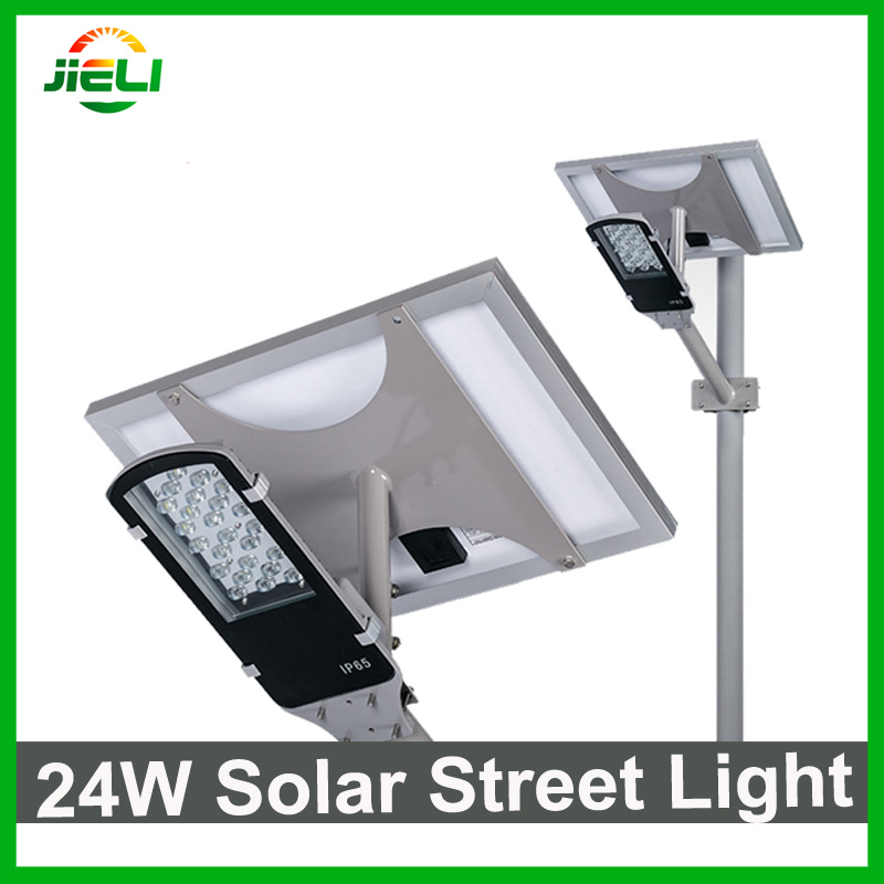 Good Quality Outdoor 12W Solar LED Street Light for Garden/New Countryside