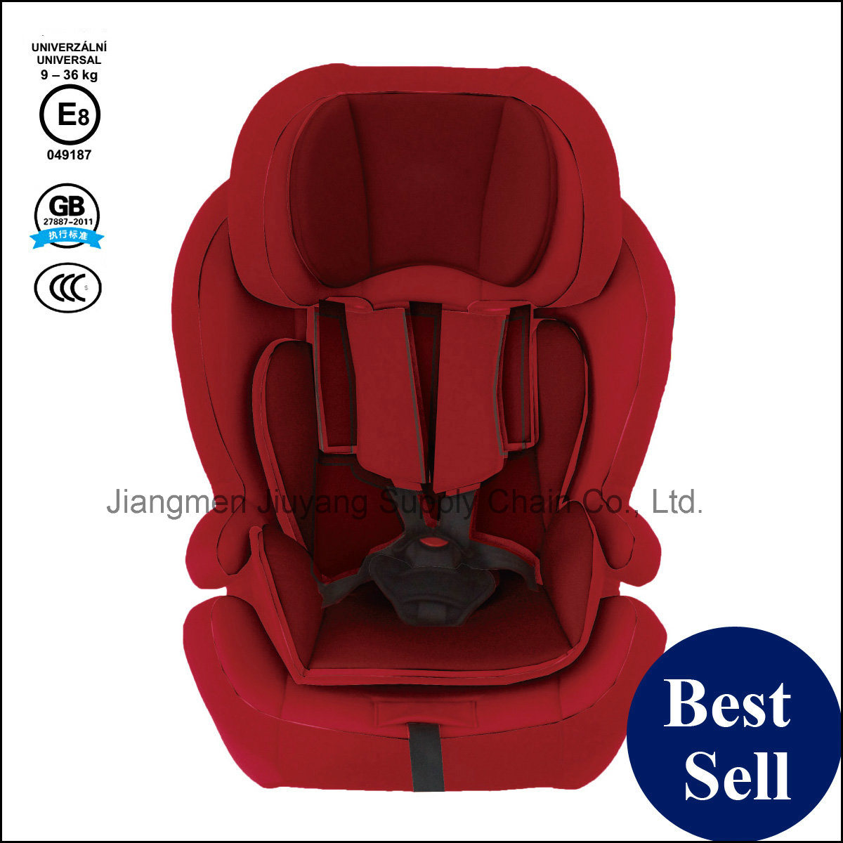 OEM Baby Products - 3c New Safety Baby Car Seat Group 1+2+3