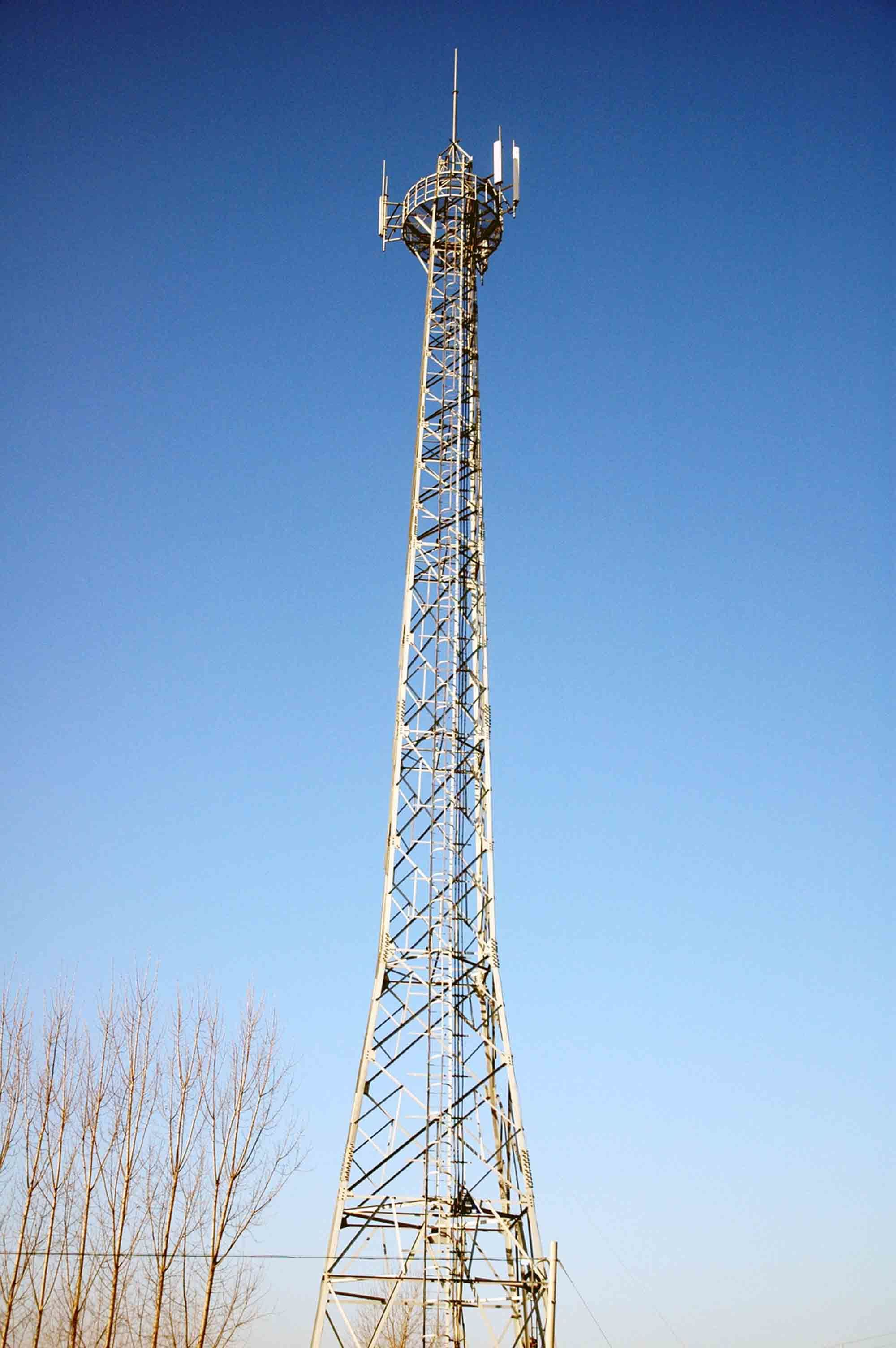 Telecom Tower with Angle Steel